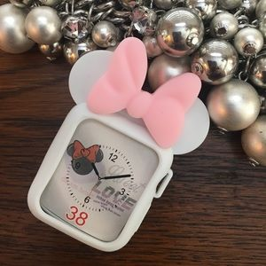 Disney Minnie Watch face cover